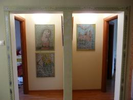 Интерьер с мозаикой